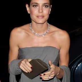 Charlotte Casiraghi is listed (or ranked) 20 on the list Famous People Named Charlotte