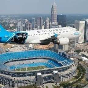 Charlotte Douglas Internationa is listed (or ranked) 9 on the list The Best U.S. Airports