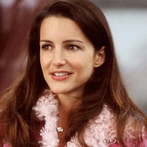 Charlotte York is listed (or ranked) 14 on the list The Best Dressed Female TV Characters