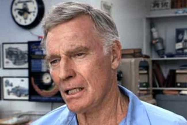 Charlton Heston is listed (or ranked) 5 on the list Tiny Movie Cameos By Super Famous People