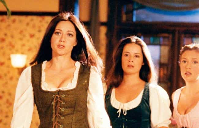Charmed is listed (or ranked) 8 on the list The Best Halloween Episodes You Can Watch On Netflix Right Now