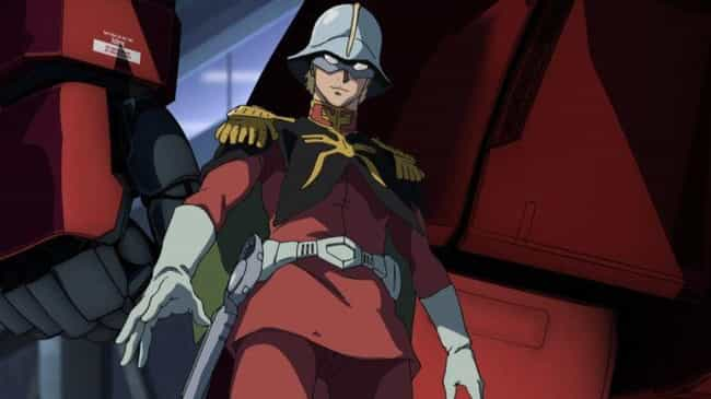 Char Aznable is listed (or ranked) 2 on the list The 20 Best Anime Mecha Pilots of All Time