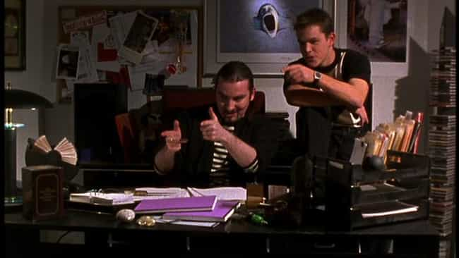Chasing Amy is listed (or ranked) 10 on the list The Most Random Matt Damon Cameos