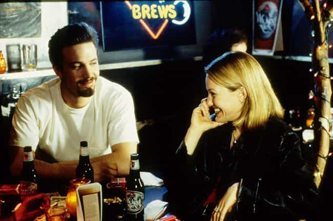 Chasing Amy is listed (or ranked) 3 on the list Rom-Com Co-Stars You Totally Forgot Were In Other Movies Together