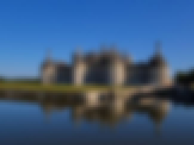 Château de Chambord is listed (or ranked) 1 on the list The Most Beautiful Castles in France