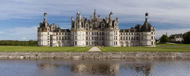 Château de Chambord is listed (or ranked) 4 on the list The Most Beautiful Castles in Europe