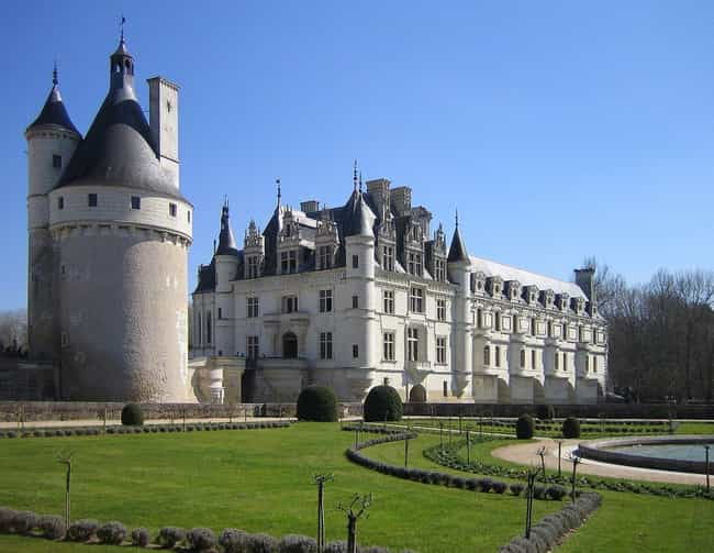 Château de Chenonceau is listed (or ranked) 4 on the list The Most Beautiful Castles in Europe