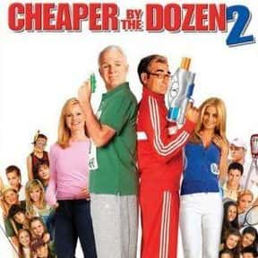 Cheaper by the Dozen 2 is listed (or ranked) 3 on the list The Funniest Movies About Parenting