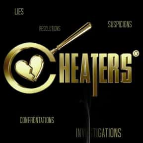 Cheaters is listed (or ranked) 2 on the list Surprise! It's The Best Hidden Camera Reality Shows