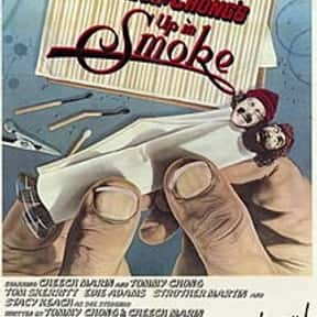 Cheech & Chong's Up in Smo is listed (or ranked) 2 on the list The Best Stoner Movies
