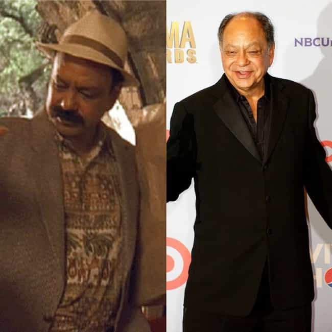 Cheech Marin is listed (or ranked) 6 on the list What Ever Happened To The Cast Of Spy Kids?