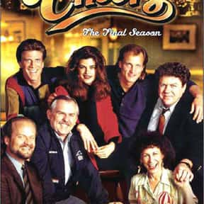 Cheers is listed (or ranked) 7 on the list The Most Important TV Sitcoms