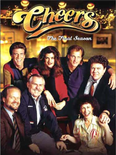 Cheers is listed (or ranked) 1 on the list What To Watch If You Love 'Frasier'