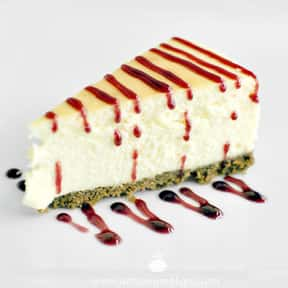 Cheesecake is listed (or ranked) 2 on the list Every Single Type of Cake, Ranked by Deliciousness