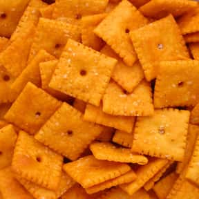 Cheez-It is listed (or ranked) 15 on the list The World's Most Delicious Chips, Crisps & Crunchy Snacks