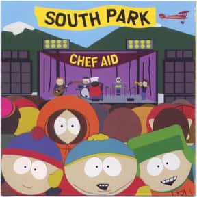 Chef Aid is listed (or ranked) 5 on the list The Best Episodes From South Park Season 2