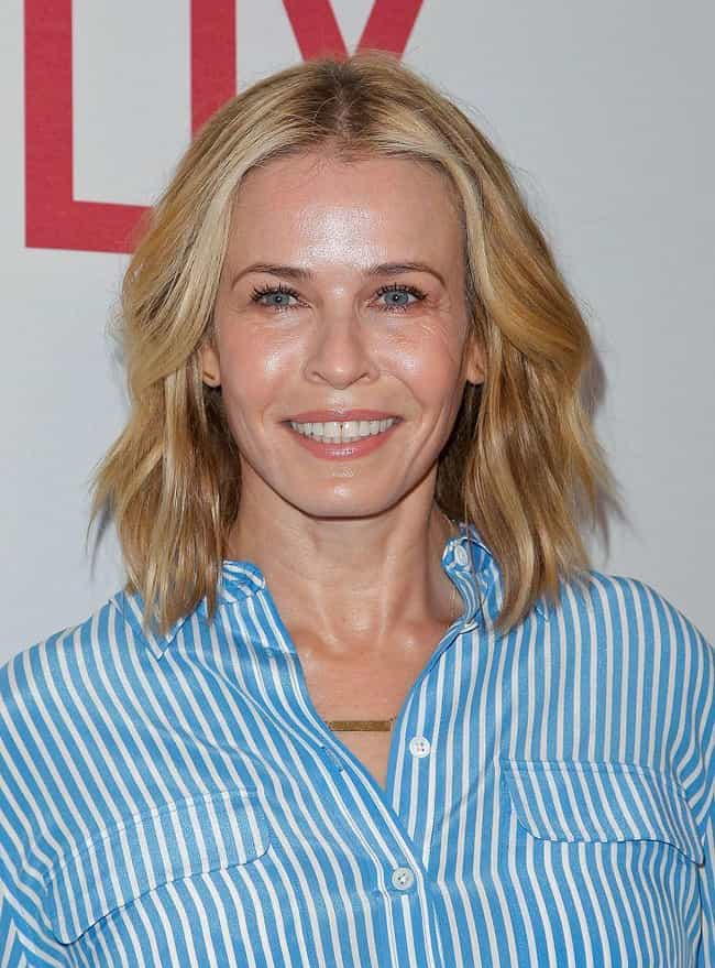Chelsea Handler is listed (or ranked) 4 on the list Celebrities Who Have Said They Never Want Children