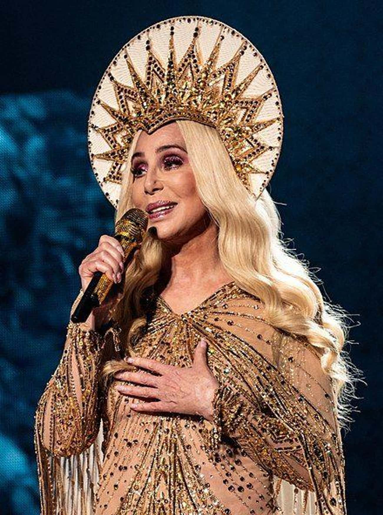 Cher is listed (or ranked) 2 on the list 75+ Famous Singers Who Are Taurus