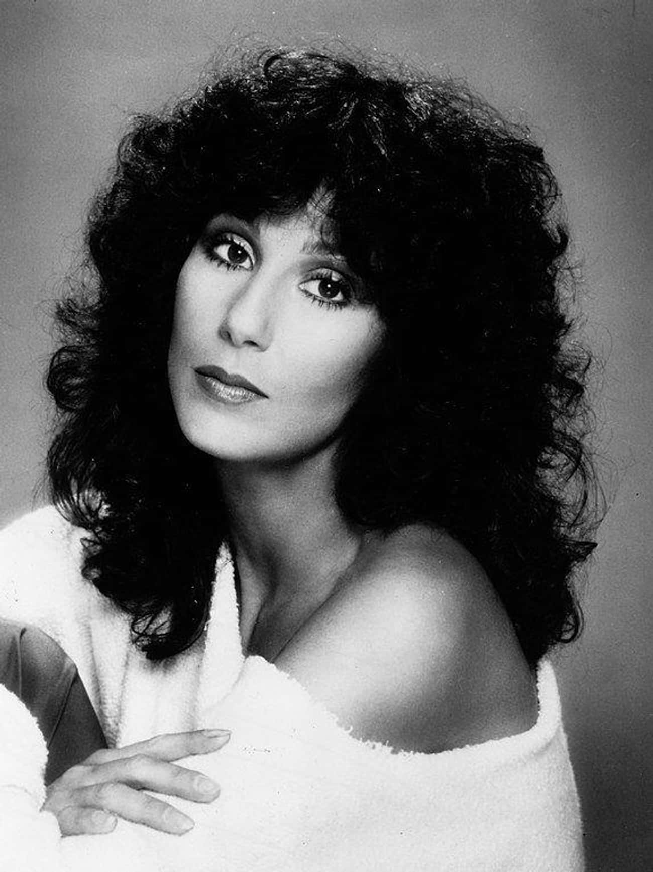 Cher - born Cherilyn Sarkisian is listed (or ranked) 2 on the list The Full Names of 21 Mononymous People