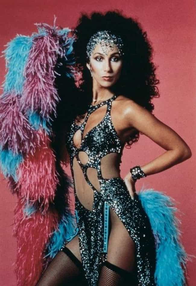 Cher is listed (or ranked) 6 on the list The Greatest Gay Icons in Music