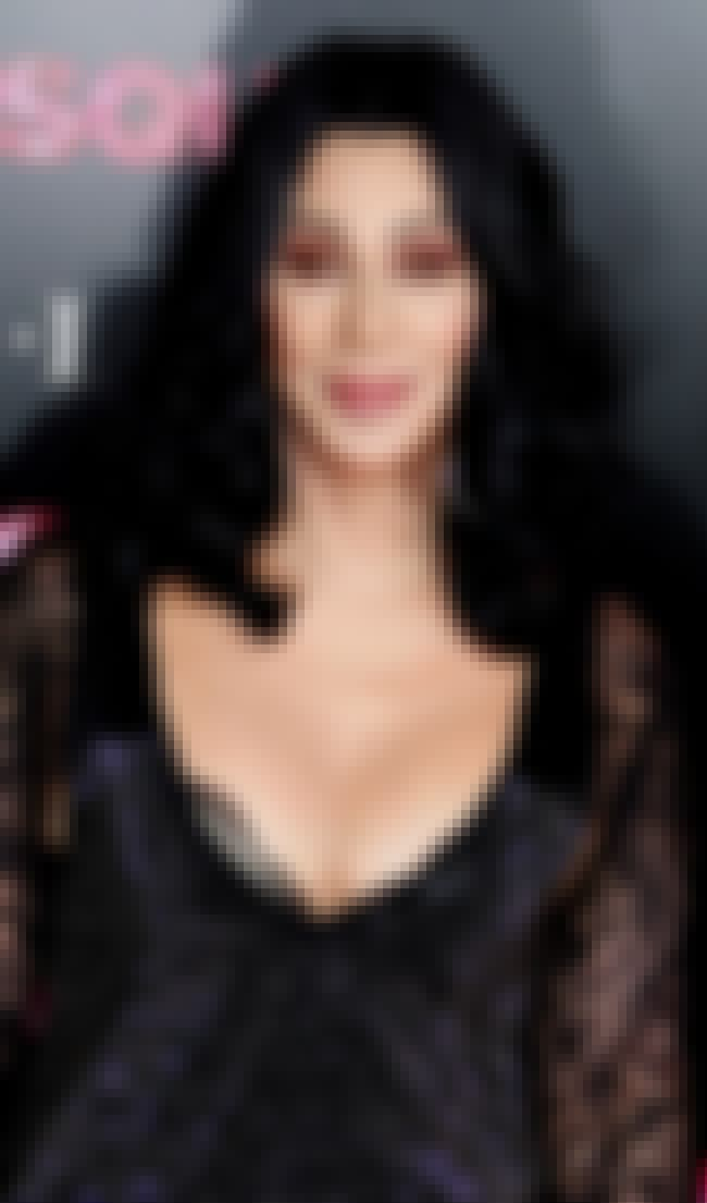 Cher is listed (or ranked) 2 on the list The Full Names of 50 Mononymous People
