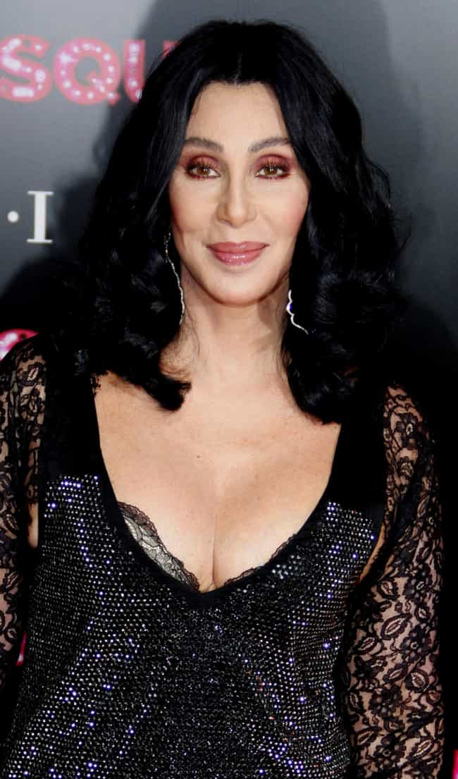 Cher is listed (or ranked) 2 on the list The Full Names of 51 Mononymous People