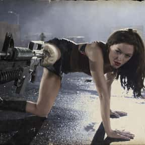 Cherry Darling is listed (or ranked) 18 on the list The Greatest Zombie Slayers in Movies