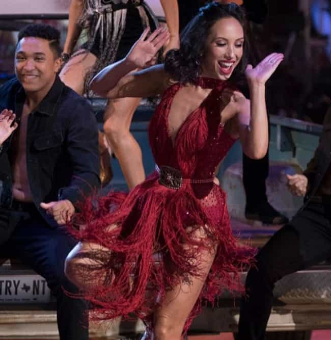 Cheryl Burke is listed (or ranked) 1 on the list The Best Dance Pros On 'Dancing With The Stars'