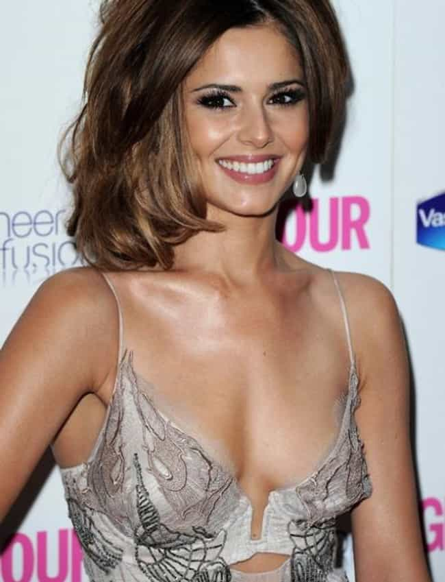 Cheryl Cole is listed (or ranked) 2 on the list The Best Celebrity Smiles (Women)