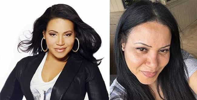 Cheryl James is listed (or ranked) 1 on the list 16 Women Rappers Without Makeup On