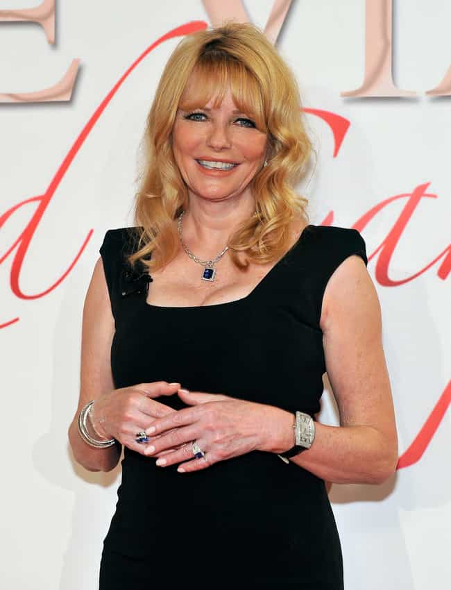Cheryl Tiegs is listed (or ranked) 4 on the list Famous People Born in 1947