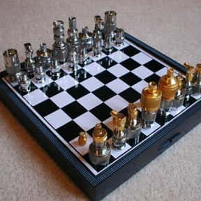 Chess is listed (or ranked) 22 on the list The Best Games for Kids