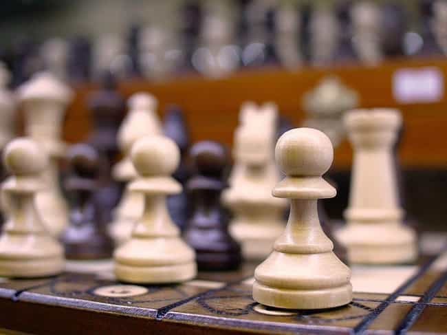 Chess is listed (or ranked) 3 on the list How To Win At Every Board Game (And Likely Alienate All Your Friends)