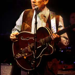 Chet Atkins is listed (or ranked) 15 on the list The Best Musical Artists From Tennessee