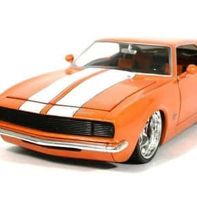 Chevrolet Camaro is listed (or ranked) 5 on the list The Best 1960s Cars
