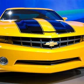 Chevrolet Camaro is listed (or ranked) 17 on the list The Best Car Values