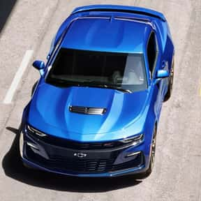 Chevrolet Camaro is listed (or ranked) 13 on the list The Best Cars of 2019