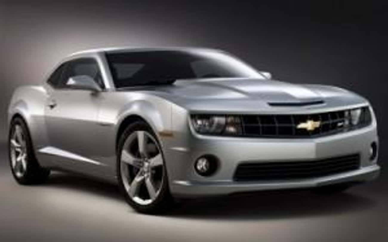 Chevrolet Camaro is listed (or ranked) 4 on the list The Best Inexpensive Cars You'd Love to Own