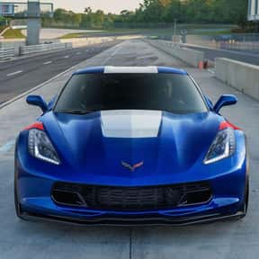 Chevrolet Corvette is listed (or ranked) 5 on the list The Best Cars of 2019