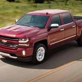 Chevrolet Silverado is listed (or ranked) 22 on the list The Longest Lasting Cars That Go the Distance