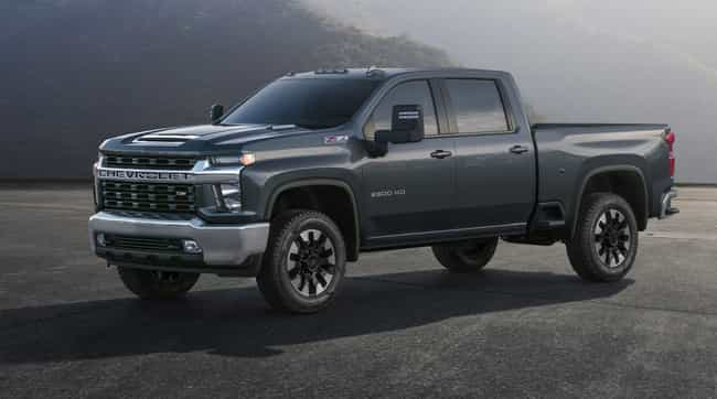 Chevrolet Silverado is listed (or ranked) 3 on the list The Best 2020 Trucks On The Market