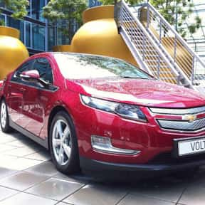 Chevrolet Volt is listed (or ranked) 24 on the list The Best Midsize Family Sedans