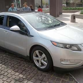 Chevrolet Volt is listed (or ranked) 4 on the list The Greenest Green Cars