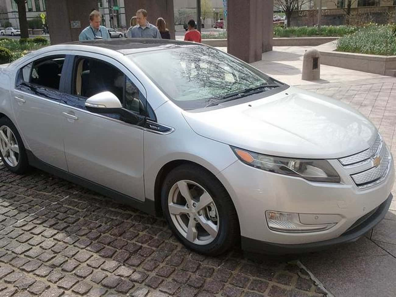 Chevrolet Volt is listed (or ranked) 1 on the list The Best Highway Cars for Long Distance Driving
