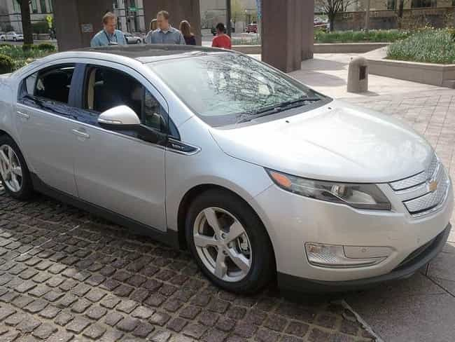 Chevrolet Volt is listed (or ranked) 1 on the list Full List of Chevrolet Models