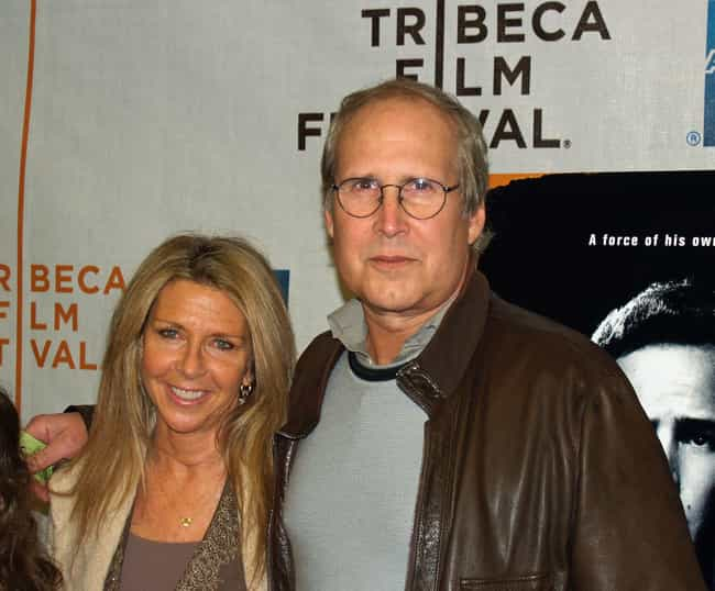 Chevy Chase is listed (or ranked) 3 on the list The Longest Hollywood Marriages