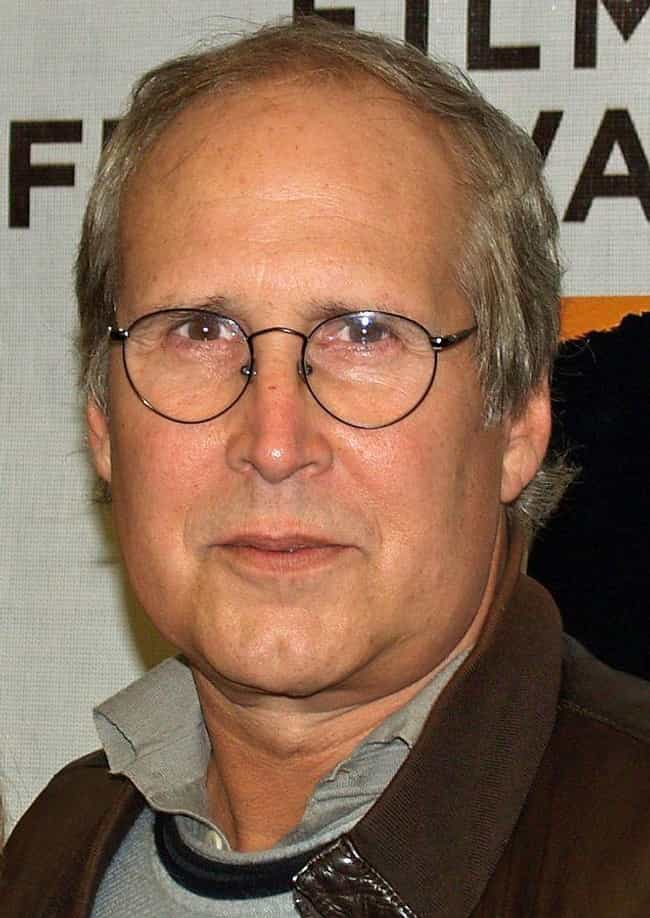 Chevy Chase is listed (or ranked) 4 on the list 17 People Who Have Been Banned from SNL