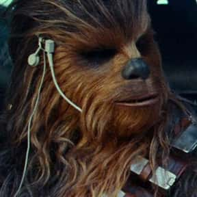 Chewbacca is listed (or ranked) 14 on the list Which 'Star Wars' Character Is The Best Skateboarder?