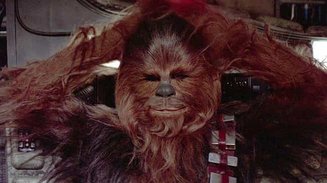 Chewbacca is listed (or ranked) 2 on the list 17 Fictional Characters Whose Ages You Were Totally Wrong About