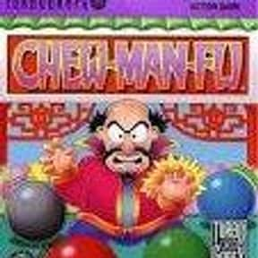 Chew Man Fu is listed (or ranked) 17 on the list The Best TurboGrafx-16 Games